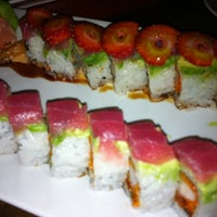 Photo taken at Piranha Killer Sushi by Cary W. on 1/15/2011