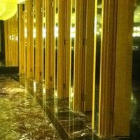 Photo taken at Hotel Mulia Senayan by Melisa B. on 9/1/2012