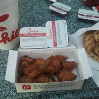 Photo taken at Chick-fil-A by Blaze H. on 7/27/2012