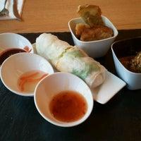 Photo taken at Thang Long by Jen L. on 12/23/2011