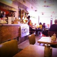 Photo taken at Il Caffe Latte by Saevar H. on 4/28/2012