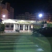 Photo taken at Plaza Mayor by GYM PLAZA C. on 3/6/2012