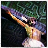 Photo taken at Templo de San Francisco by Ulises C. on 4/13/2012