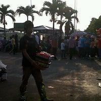 Photo taken at Jalan Juanda by Pita D. on 9/4/2011