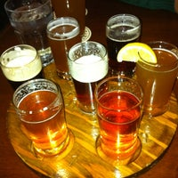 Photo taken at Heartland Brewery by Eric J. on 3/10/2012