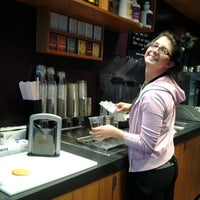 Photo taken at Biggby Coffee by Josie R. on 3/1/2012
