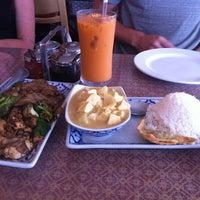 Photo taken at thai chili by Ashley M. on 7/1/2012