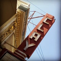Photo taken at Clay Theatre by Jeff S. on 5/17/2012