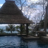 Photo taken at Pimalai Resort & Spa by Michelle N. on 3/2/2012