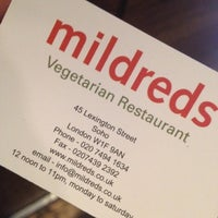 Photo taken at Mildred's by Mildred M. on 8/16/2012