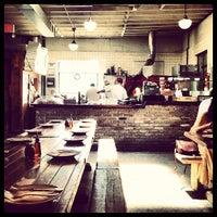 Photo taken at Roberta's Pizza by Zenkichidad on 7/25/2012