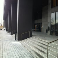 Photo taken at Palais de justice de Montréal by Andrew C. on 3/8/2012