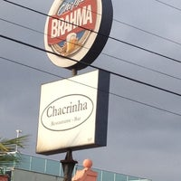 Photo taken at Chacrinha Restaurante & Pizza Bar by Marcia M. on 9/1/2012