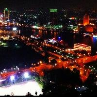 Photo taken at Cairo Tower by Oksa on 4/29/2012
