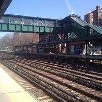 Photo taken at Metro North - Ardsley-on-Hudson Train Station by Jim H. on 3/12/2012