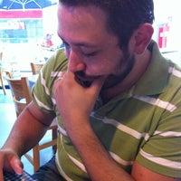 Photo taken at La Ostra by Carolina G. on 5/1/2012