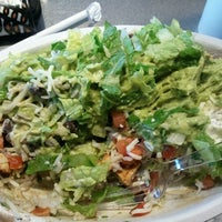 Photo taken at Chipotle Mexican Grill by Mialisa W. on 4/27/2012