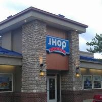 Photo taken at IHOP by Elizabeth B. on 9/2/2012