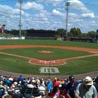 Photo taken at Joker Marchant Stadium by Chris C. on 3/15/2012