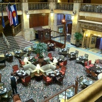 Photo taken at The Brown Palace Hotel and Spa, Autograph Collection by Jim on 7/14/2012