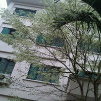 Photo taken at Phuong Nam High School by Trung D. on 3/21/2012