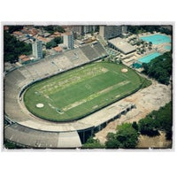 Photo taken at Sociedade Esportiva Palmeiras by Erick D. on 2/19/2012
