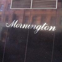 Photo taken at Mornington Hotel Stockholm City by Elena A. on 4/30/2012