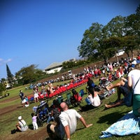 Photo taken at Kamali'i Elementary Hm of The Pueo by Terri E. on 5/18/2012