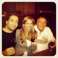 Photo taken at Barnaby's Steakhouse by Victor M. on 4/25/2012