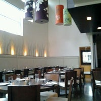 Photo taken at Plum Pan-Asian Kitchen by Malcolm B. on 3/1/2012