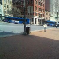 Photo taken at Hershey Harrisburg Regional Visitors Bureau (HHRVB) by Erin L. on 3/15/2012