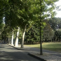 Photo taken at Parco di Rovellasca by Stefano G. on 8/16/2012