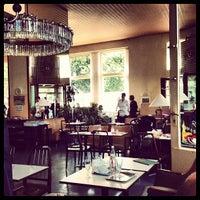 Photo taken at Café Prückel by wikipippi on 5/18/2012