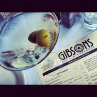 Photo taken at Gibsons Bar & Steakhouse by The Dekadent D. on 6/7/2012