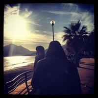 Photo taken at Villammare by Francesca D. on 4/9/2012