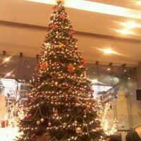 Photo taken at Infiniti Mall by Sanjana R. on 12/25/2011
