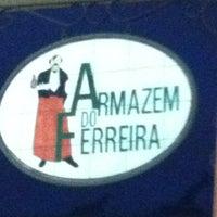 Photo taken at Armazém do Ferreira by Ricardo S. on 3/16/2012