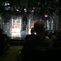 Photo taken at SoHo Playhouse by melissa g. on 7/29/2012