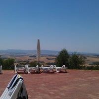 Photo taken at Agriturismo resort Belmonte Vacanze by Verhulst D. on 7/8/2012