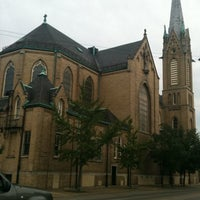 Photo taken at St. Mary of Perpetual Help Parish by Danielle on 8/23/2011