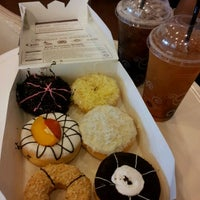 Photo taken at Big Apple Donuts & Coffee by Nor A. on 1/2/2012