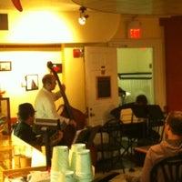 Photo taken at Cafe Gato Rojo by Julia M. on 10/18/2011