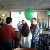 Photo taken at Angelo's Cafe Vino by Benjamin P. on 3/14/2012