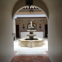 Photo taken at The Mar-a-lago Club by Cristina J. on 1/14/2012