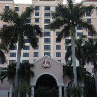 Photo taken at Renaissance Fort Lauderdale Cruise Port Hotel by Mariah on 7/6/2012