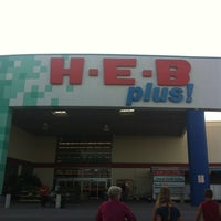 Photo taken at H-E-B plus! by Jason W. on 5/21/2012