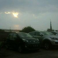 Photo taken at KIA showroom PT.Pratama Transindo by ardha n. on 7/20/2012