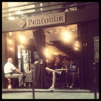 Photo taken at La Panfoulia by Lou F. on 8/28/2012