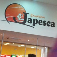Photo taken at Temakeria Japesca by Lucas M. on 8/22/2012