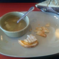 Photo taken at Panera Bread by Daniel R. on 1/30/2012